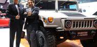 Humvee C-Series en el Salón del Automóvil de Shanghai - SoyMotor.com