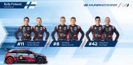 Hyundai presenta su alineación para el Rally de Finlandia - SoyMotor.com