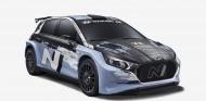 Hyundai Motorsport muestra su nueva arma: el i20 N Rally2 - SoyMotor.com
