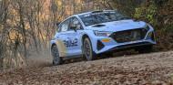 Solberg y Huttunen estrenarán el nuevo Hyundai i20 N Rally2 - SoyMotor.com