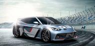 El Hyundai RM16 N Concept daría vida al primer coche con motor central de la marca - SoyMotor