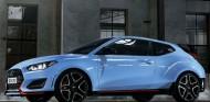 Hyundai Veloster N 2020: radical con nuevo cambio automático - SoyMotor.com