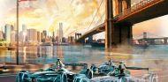 Cartel promocional del New York City ePrix – SoYMotor.com