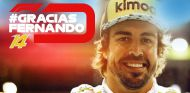 Cartel de despedida de la F1 – SoyMotor.com