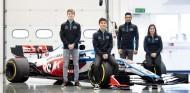 Éstos son los roles de los probadores en Williams en 2020 - SoyMotor.com
