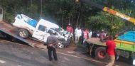 La carretera más peligrosa de África: 200 víctimas en ocho meses