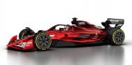 Los F1 de 2022 serán 15 kilogramos más pesados de lo previsto - SoyMotor.com