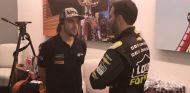 Fernando Alonso y Jimmie Johnson en Charlotte - SoyMotor.com