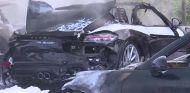 Incendio Porsche Hamburgo - SoyMotor.com