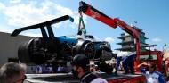 Alex Palou tiene un accidente en la clasificación de la Indy 500 - SoyMotor.com