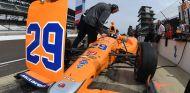 Sigue en directo el entrenamiento de Alonso en Indianápolis - SoyMotor.com