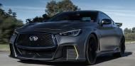 Infiniti Project Black S: de la Fórmula 1 ¿a la calle? - SoyMotor.com