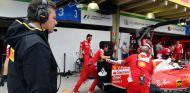 """Isola: """"Ferrari ha desarrollado un coche muy equilibrado"""" - SoyMotor.com"""