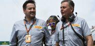 Isola no ocupará el lugar de Hembery en Pirelli - LaF1