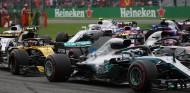 Salida del GP de Italia de F1 2018 - SoyMotor.com