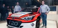 Ares y Pernía, encargados de luchar en el Nacional de Asfalto con el Hyundai i20 R5 - SoyMotor.com