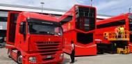La Fórmula 1 confiará en el hidrógeno para sus camiones - SoyMotor.com