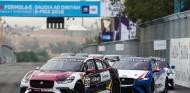 Evans se hace con la primera victoria del Jaguar e-Trophy - SoyMotor