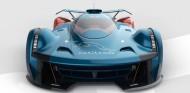 Jaguar SS-107, el coche de Le Mans en 2030 - SoyMotor.com