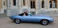 Jaguar E-Type Zero Concept de la boda real - SoyMotor.com