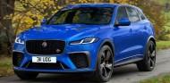 Jaguar F-Pace SVR 2021: cuerpo SUV, alma de deportivo - SoyMotor.com