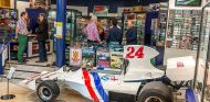 El Hesketh 308-03 de Hunt, expuesto en Kit Car 43 - LaF1