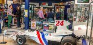 El Hesketh 308-03 de Hunt, expuesto en Kit Car 43 - LaF1