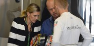 Kevin Magnussen con sus padres en Monza - SoyMotor.com