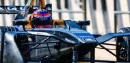 Neel Jani durante los test de la Formula E en Valencia - SoyMotor