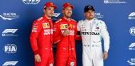 Sebastian Vettel, Pole Position en el GP de Japón F1 2019 - SoyMotor.com