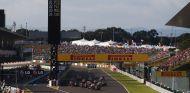 Salida del GP de Japón F1 2012 en Suzuka - LaF1