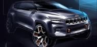 Los bocetos muestran un diseño agresivo y robutos para este Jeep Yuntu Concept - SoyMotor