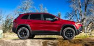 El Jeep Cherokee ha sido la víctima del ataque - SoyMotor