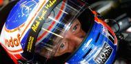 Jenson Button con el McLaren Mercedes MP4-28 - LaF1