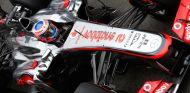 Jenson Button con el McLaren MP4-28 - LaF1