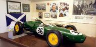 Lotus Climax 21 de Jim Clark en Donington - SoyMotor.com