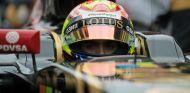 Maldonado se ve luchando con Ferrari si la situación financiera mejora - LaF1