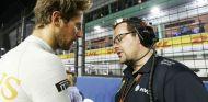 Grosjean deja entrever que correrá en Haas - LaF1