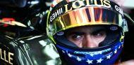 Maldonado asegura que le motivan las críticas - LaF1