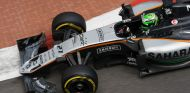 Nico Hülkenberg en Mónaco - LaF1