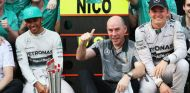 Jock Clear en Mercedes - LaF1.es