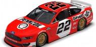 Logano correrá con un Ford inspirado en el Ferrari 312B de Andretti - SoyMotor.com