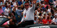 El tricampeón de las 500 Millas Johnny Rutherford, embajador de McLaren-Honda-Andretti - SoyMotor.com