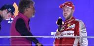 """Eddie Jordan: """"Los dos últimos años de Vettel en Ferrari han sido patéticos"""" - SoyMotor.com"""