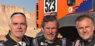 Jordi Juvanteny y José Luis Criado completaron su 25º Dakar juntos - SoyMotor.com