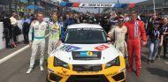 Jordi Gené y el Cupra TCR brillan en Nurburgring - SoyMotor.com