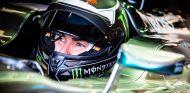 Jorge Lorenzo en el test con Mercedes - LaF1