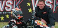 Verstappen busca un hueco en la F1 para su hijo Max