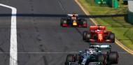 Hamilton, Vettel y Verstappen en Australia 2019 - SoyMotor.com