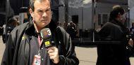 Josep Lluís Merlos encabezó las retransmisiones de TV3 entre 2009 y 2013 - LaF1